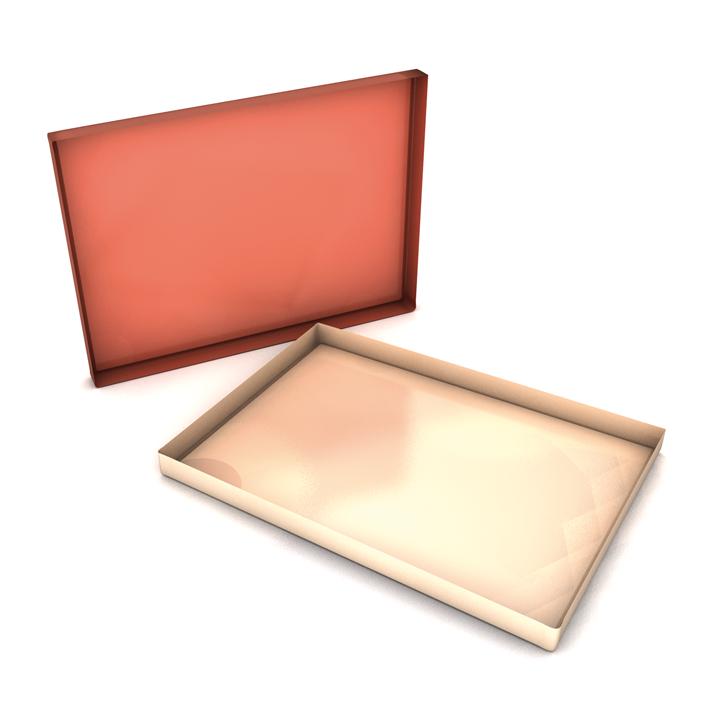 Tapa rectangular