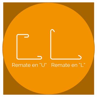 Remates perimetrales